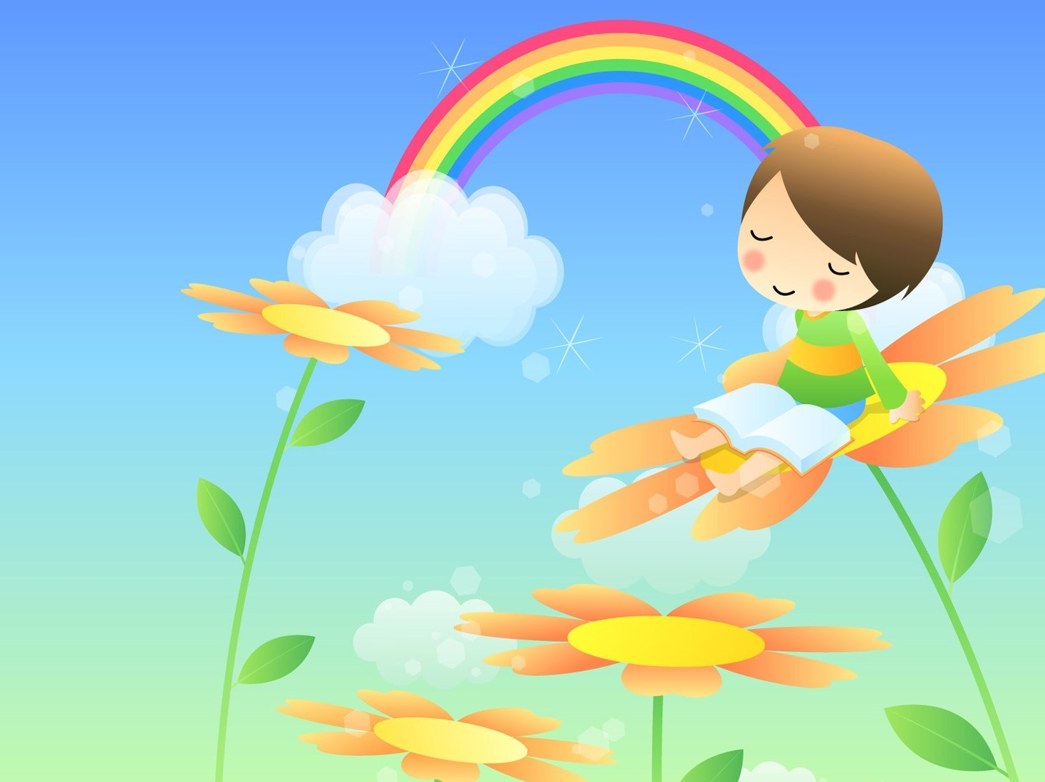 Релакс картинка для детей